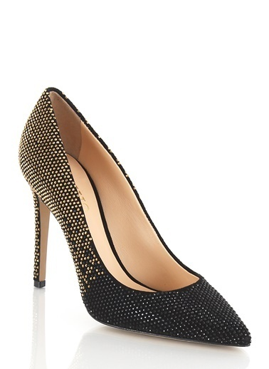 Poletto İnce Topuklu Ayakkabı Renkli